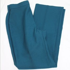 Levi's Strauss & Co. blue teal straight pants